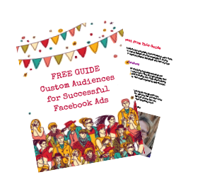 Custom facebook audiences
