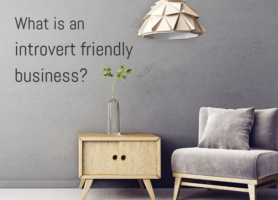 What is an introvert friendly business?