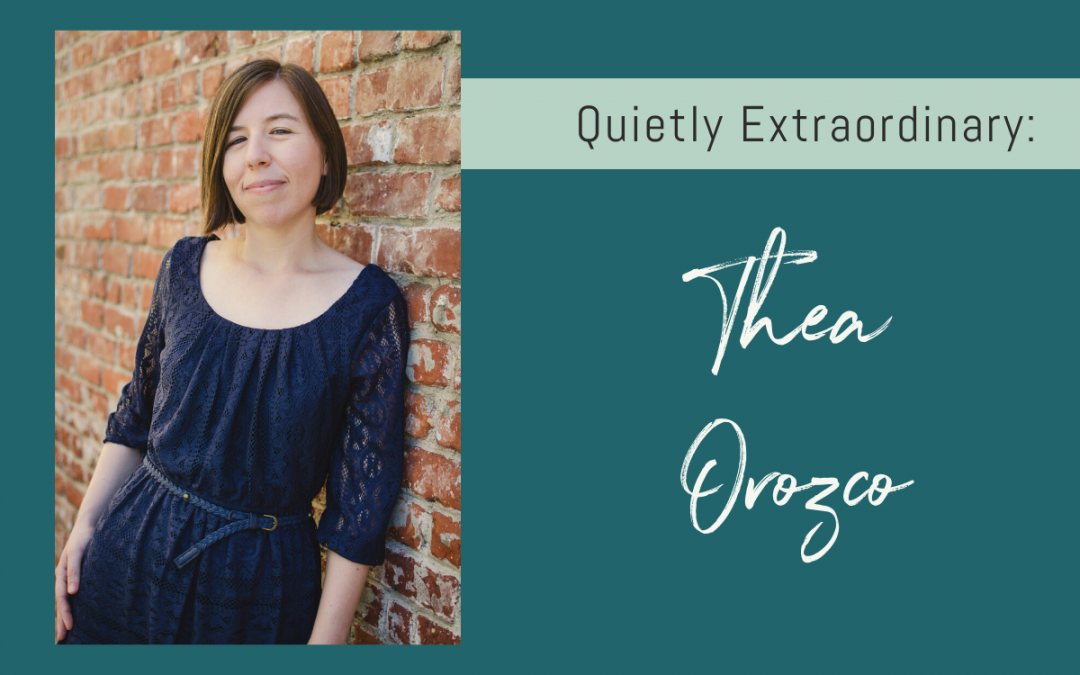 Quietly Extraordinary – Thea Orozco