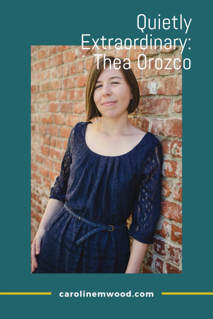 Thea Orozco