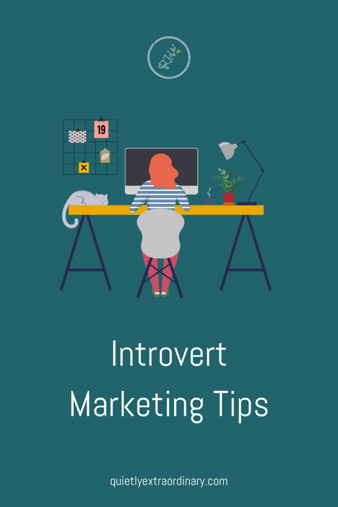 Introvert Marketing tips