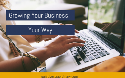 Growing your business your way
